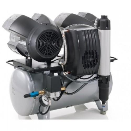 Tornado 4 - four-cylinder oil-free compressor with dryer, 220 lmin Dürr Dental (Germany)