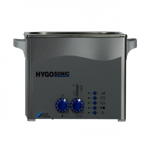 Hygosonic - Ultrasonic Heated Cleaner, 2.75 L | Dürr Dental (Germany)